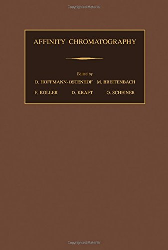9780080226323: Affinity Chromatography: Biospecific Sorption- The First Extensive Compendium on Affinity Chromatography as Applied to Biochemistry and Immunochemistry / Proceedings of an International Symposium