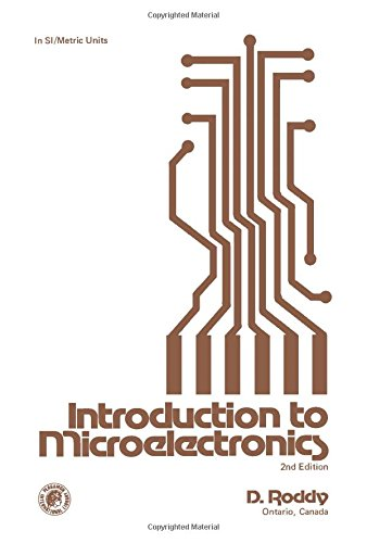 9780080226873: Introduction to Microelectronics (Pergamon international library of science, technology, engineering, and social studies)
