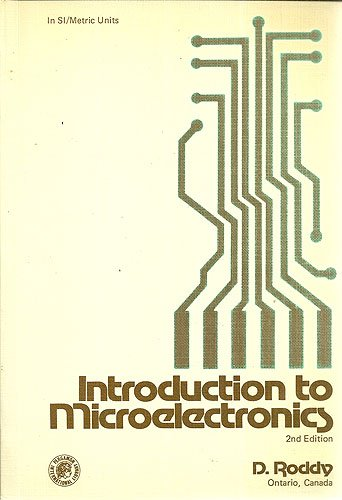9780080226880: Introduction to Microelectronics (Pergamon international library of science, technology, engineering, and social studies)