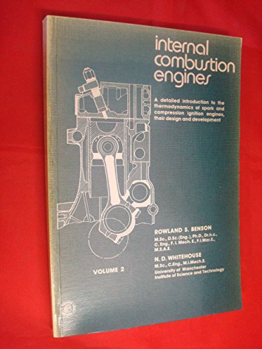 9780080227207: Internal Combustion Engines: v. 2 (Pergamon international library of science technology, engineering & social studies)