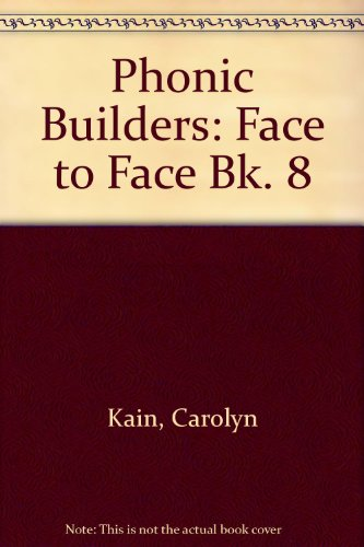 9780080228938: Phonic Builders: Face to Face Bk. 8