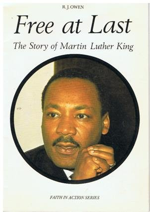 9780080229072: Free At Last. The Story of Martin Luther King (Faith in Action)