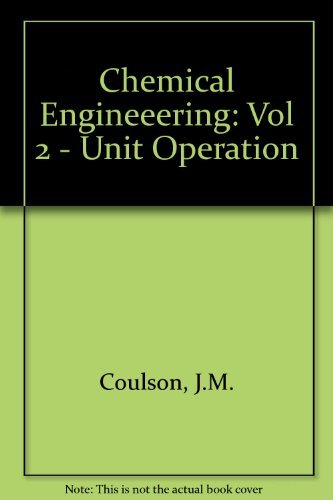 9780080229195: Chemical Engineering