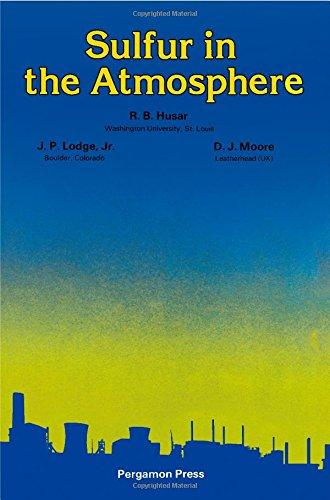 9780080229324: Sulfur in the Atmosphere