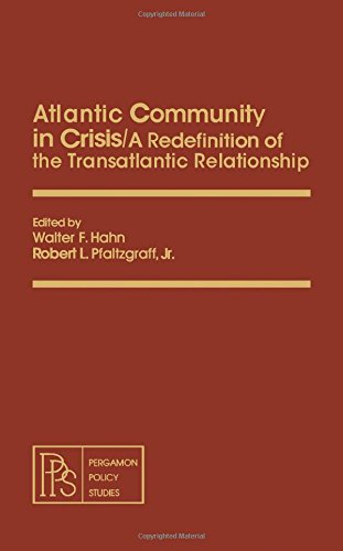 9780080230030: Atlantic Community in Crisis.