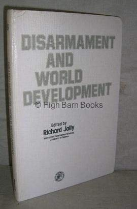 9780080230191: Disarmament and World Development (Pergamon international library of science, technology, engineering, and social studies)