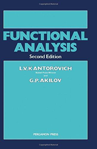 9780080230368: Functional Analysis