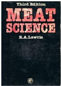 MEAT SCIENCE: R.A. LAWRIE