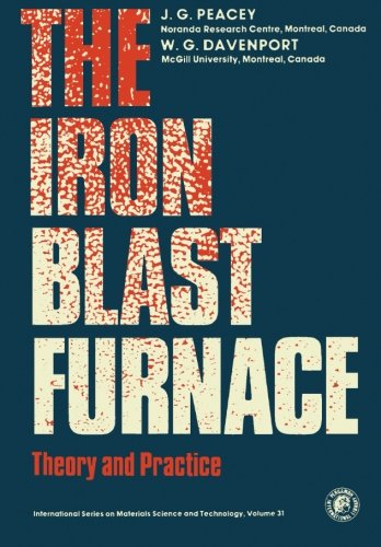 9780080232584: The Iron Blast Furnace: Theory and Practice (Materials Science & Technology Monographs)