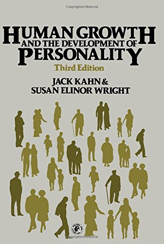 9780080233833: Human Growth and the Development of Personality (Social Work Series)