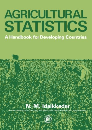 9780080233871: Agricultural Statistics: A Handbook for Developing Countries (Pergamon international library of science, technology, engineering and social studies)