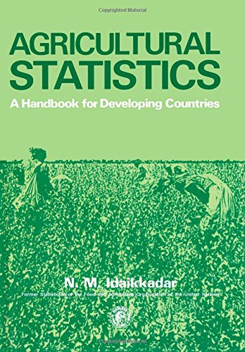 9780080233888: Agricultural Statistics: A Handbook for Developing Countries (Pergamon international library)