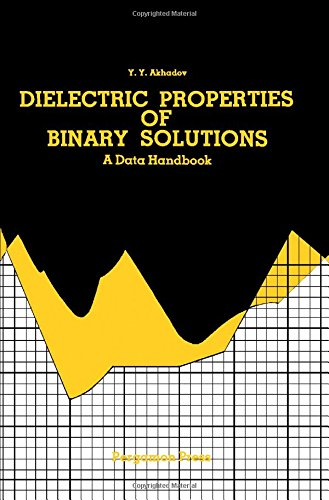 9780080236001: Dielectric Properties of Binary Solutions: A Data Handbook