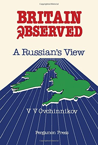 9780080236032: Britain Observed: A Russian's View
