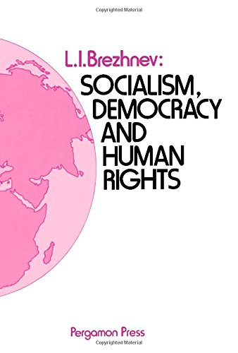 9780080236056: Socialism, Democracy and Human Rights