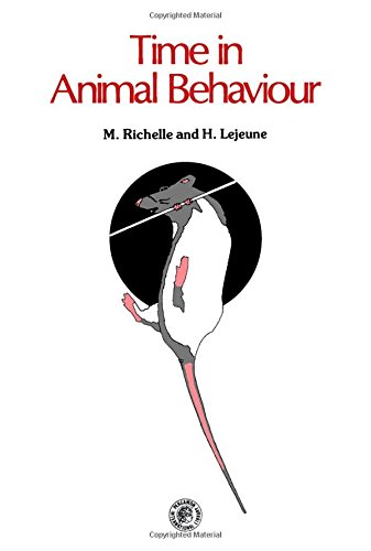 9780080237541: Time in Animal Behaviour (Pergamon International Library of Science, Technology, Engineering and Social Studies)