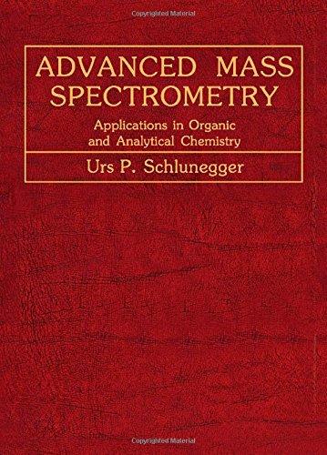 9780080238425: Advanced Mass Spectrometry