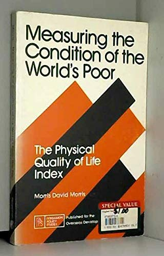 9780080238890: Measuring the Condition of the World's Poor: Physical Quality of Life Index