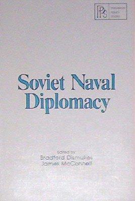 9780080239057: Soviet naval diplomacy