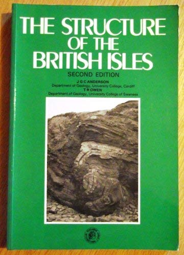 9780080239972: Structure of the British Isles (Pergamon International Library of Science, Technology, Engineering, and Social Studies)