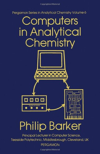 9780080240084: Computers in Analytical Chemistry (Pergamon Series in Analytical Chemistry)