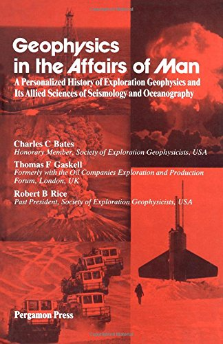 9780080240268: Geophysics in the Affairs of Man