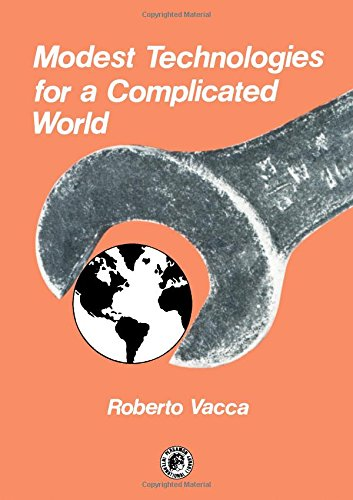 9780080240671: Modest Technologies for a Complicated World (Pergamon international library)