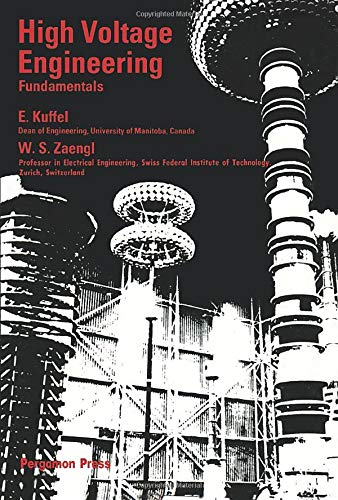 9780080242125: High Voltage Engineering: Fundamentals (Applied Electricity & Electronics)