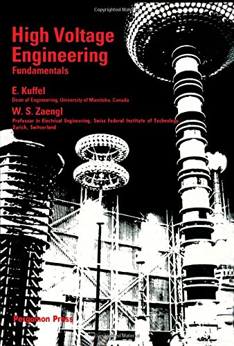9780080242132: High-voltage engineering: Fundamentals (Applied electricity and electronics)