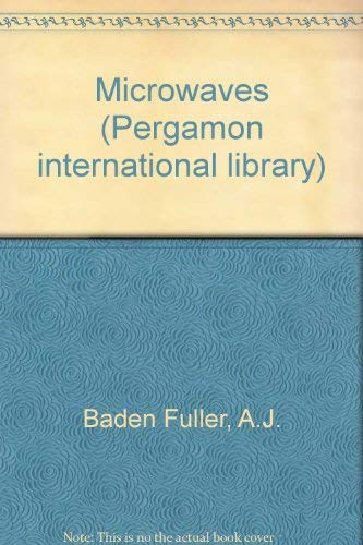 9780080242286: Microwaves (Pergamon international library)