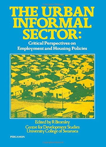 9780080242705: Urban Informal Sector: Critical Perspectives