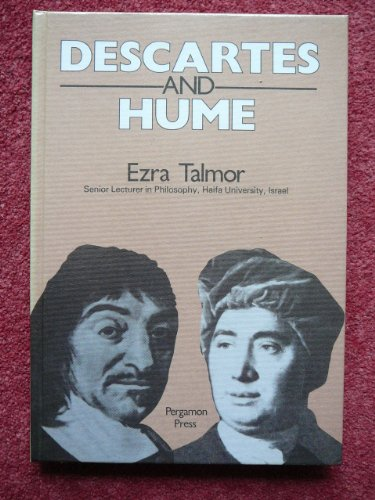 9780080242743: Descartes and Hume