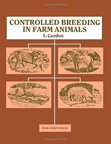 9780080244105: Controlled Breeding in Farm Animals (Pergamon International Library of Science, Technology, Engineering & Social Studies)