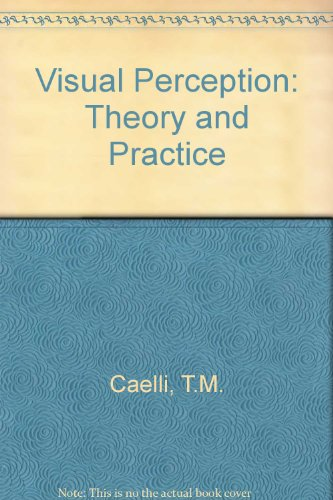 9780080244198: Visual Perception: Theory and Practice