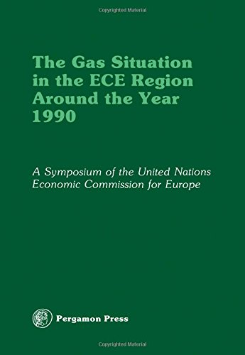 9780080244655: Gas Situation in the E.C.E.Region Around the Year 1980: Proceedings