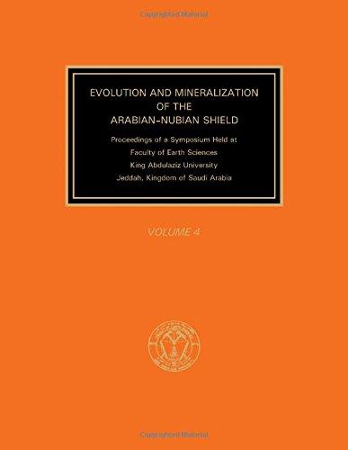 9780080244815: Evolution and Mineralization of the Arabian-Nubian Shield