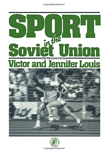 9780080245065: Sport in the Soviet Union (Pergamon international library)