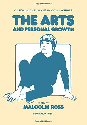 9780080247144: Arts and Personal Growth: v. 1 (Curriculum issues in arts education)