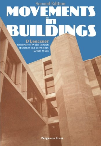 9780080247564: Movements in Buildings (Pergamon international library of science, technology, engineering, and social studies)