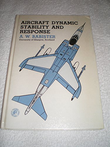9780080247694: Aircraft Dynamic Stability and Response (Pergamon international library)