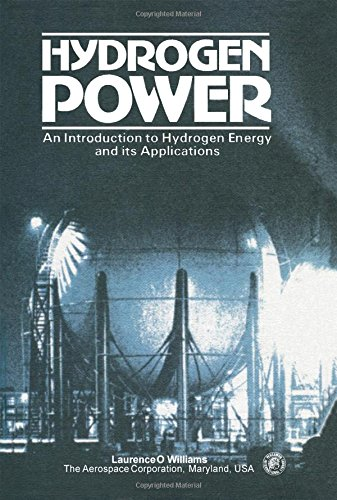 9780080247830: Hydrogen Power: An Introduction to Hydrogen Energy and Its Applications (Pergamon international library of science, technology, engineering, and social studies)