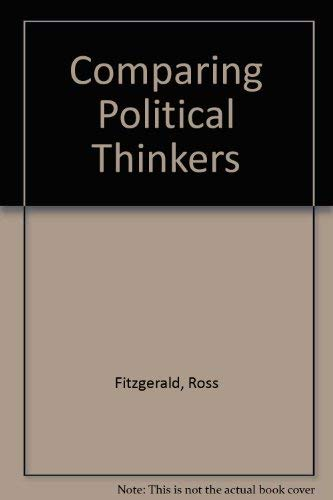 9780080247991: Comparing Political Thinkers
