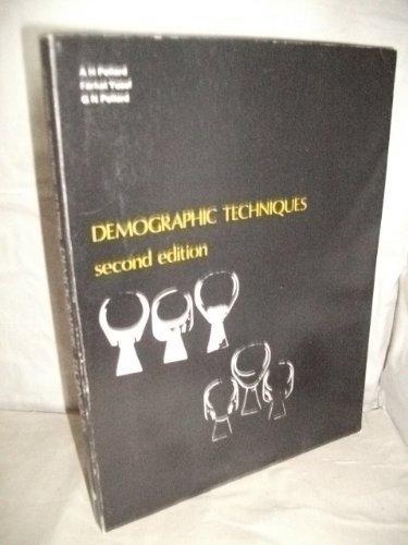 9780080248172: Demographic Techniques