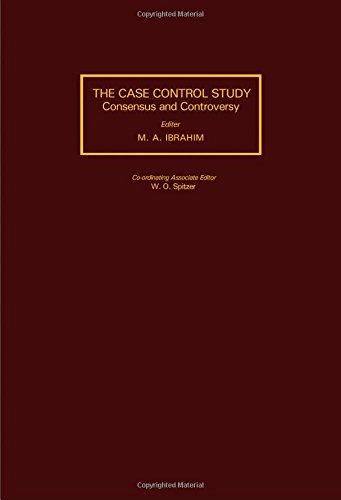 9780080249070: Case Control Study: Consensus and Controversy