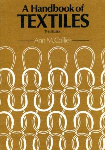 9780080249742: Handbook of Textiles