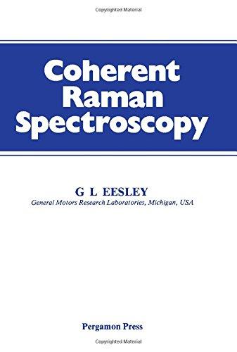 9780080250588: Coherent Raman Spectroscopy