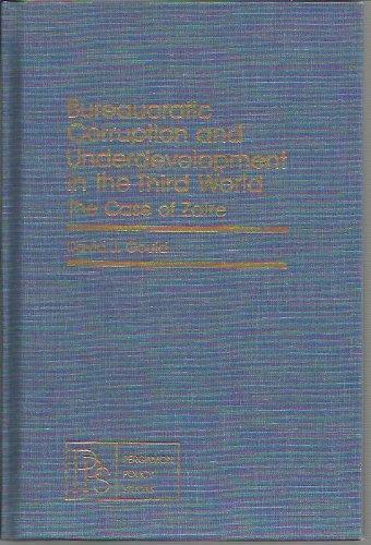 9780080250847: Bureaucratic Corruption and Underdevelopment in the Third World: Case of Zaire