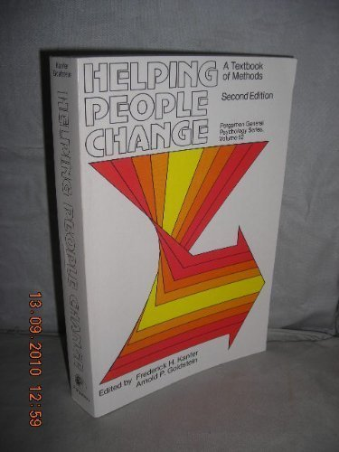 9780080250977: Helping People Change: A Textbook of Methods (General Psychology)