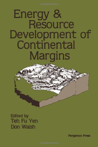 9780080251271: Energy and Resource Development of Continental Margins