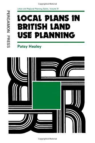 9780080252421: Local Plans in British Land Use Planning (Urban & Regional Planning)